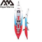 Aqua Marina 充氣雙人獨木舟Betta VT-412 / 城市綠洲(衝浪板、衝浪、獨木舟、立式單槳衝浪)