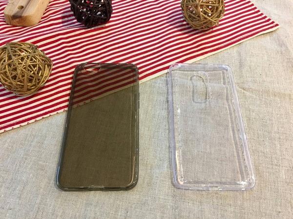『透明軟殼套』富可視 InFocus M510 5吋 矽膠套 清水套 果凍套 背殼套 背蓋 保護套 手機殼