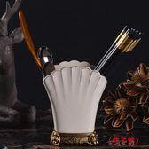 陶瓷筷子筒筷子籠瀝干防霉筷子架