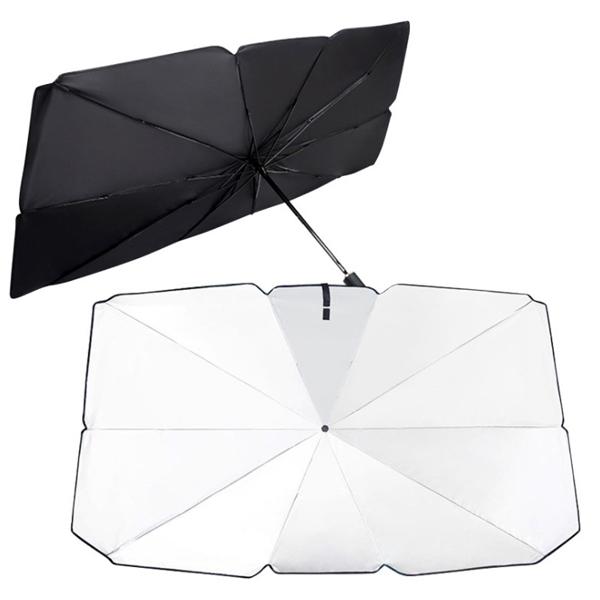 汽車遮陽傘 遮陽擋 隔熱板 [小款] 遮陽板 遮光板 前擋遮陽 擋風玻璃 降溫 防曬 傘罩式 車用