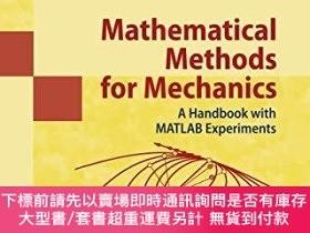 二手書博民逛書店Mathematical罕見Methods For MechanicsY255174 Eckart W. Ge