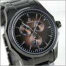 【萬年鐘錶】SIGMA日系 三眼時尚錶 1018MB18