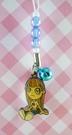 【震撼精品百貨】濱崎步大眼妹~手機吊飾-藍