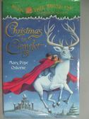 【書寶二手書T6/原文小說_GJF】Christmas in Camelot_Mary Pope Osborne