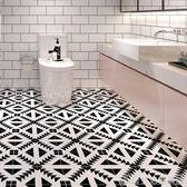 廚房浴室北歐PVC防水防滑防污衛生間廁所牆貼耐磨防水地板貼廚房 生活樂事館NMS