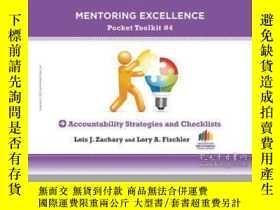 二手書博民逛書店Accountability罕見Strategies and Checklists: Mentoring Exce