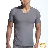 宜而爽 時尚吸濕排汗速乾型男短袖衫 灰 3件組
