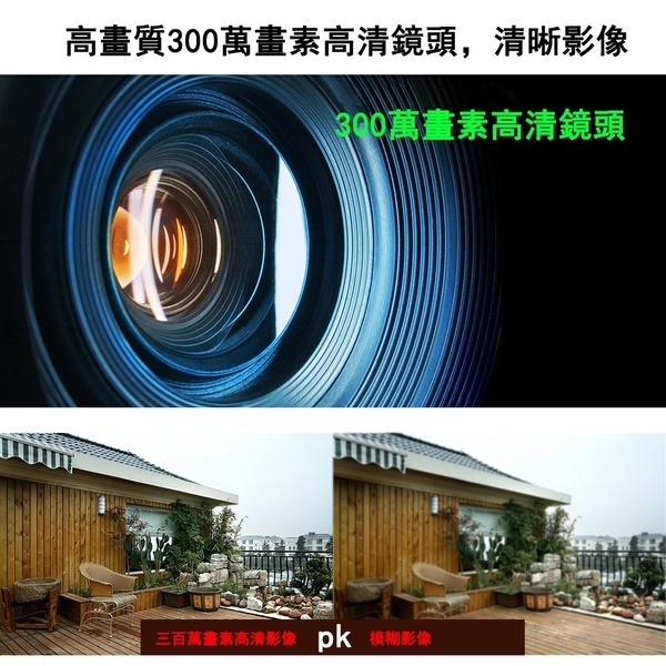 監視器 高清類比 AHD監控攝影機 1080P戶外防水 紅外夜視 大廣角鏡頭 支援高清DVR主機