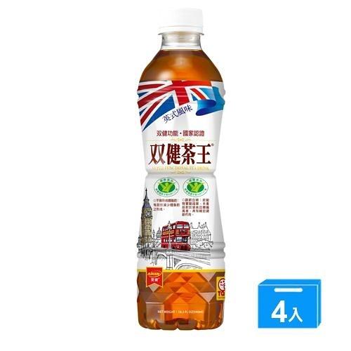 愛之味雙健茶王540mlx4入/組【愛買】