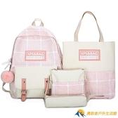 後背包書包女日韓版學生雙肩包中潮百搭學生背包