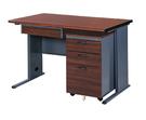 568-5 (深灰腳) BTH120職員桌(整組) W120×D70×H74公分