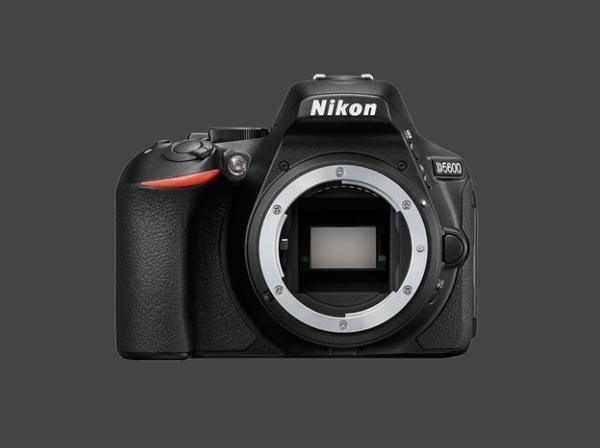 【聖影數位】Nikon D5600 單機身 黑 公司貨