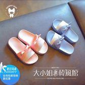 兒童拖鞋夏季2018新款韓版小孩室內防滑涼拖女童可愛小公主家居鞋-大小姐韓風館