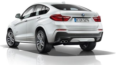 台南結婚禮車【BMW X4】新娘禮車劵