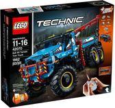 【LEGO樂高】TECHNIC 6x6 越野車 42070