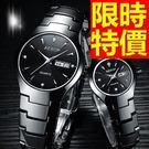 手錶陶瓷錶自信-非凡熱賣極簡隨性情侶腕錶(單隻)1色55j10【巴黎精品】