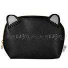 【VT薇拉寶盒】ETTUSAIS 艾杜紗 黑色貓咪化妝包