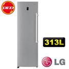 含安裝 樂金 LG GR-FL40SV 直驅變頻單門冷凍冰箱 精緻銀 313公升 公司貨