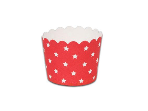 25入 80cc  5040烘烤紙杯 馬芬杯 杯子蛋糕 戚風蛋糕杯(小)【F5040】布丁杯 奶酪杯 試吃杯