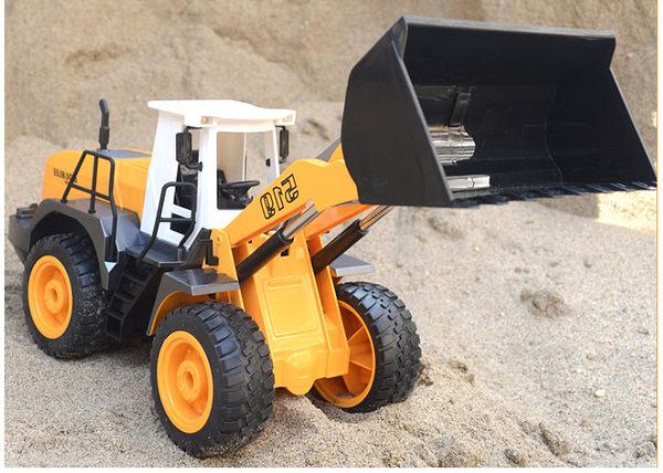 遙控推土機 工程車 大推土機 大產車 堆土機