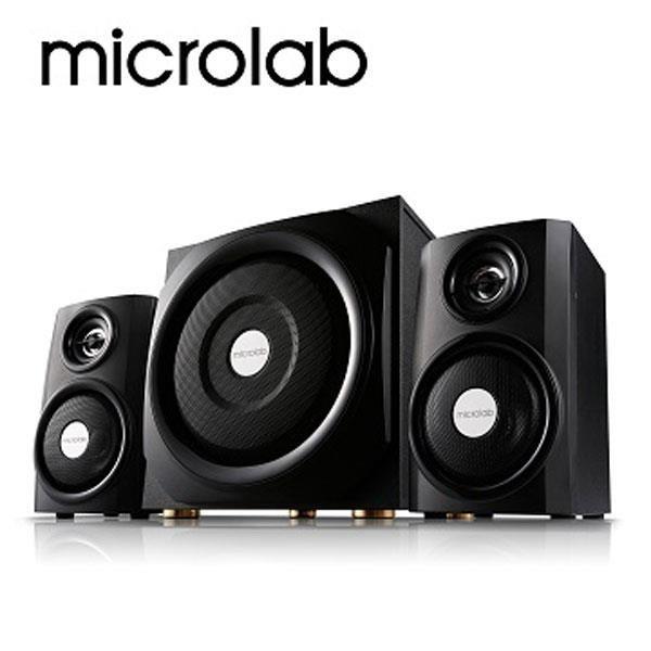 【南紡購物中心】MICROLAB TMN-9U TMN9U 三音路2.1聲道多媒體音箱系統