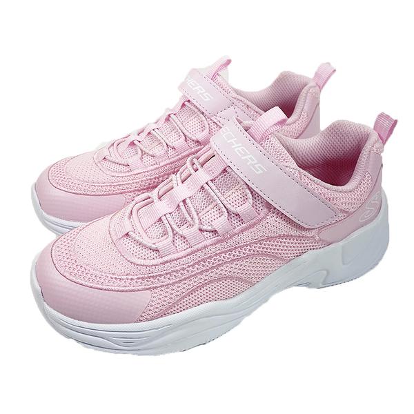 (C6) SKECHERS 童鞋 LITE STYLES 健走休閒運動鞋 老爹鞋 302500LLTPK [陽光樂活]
