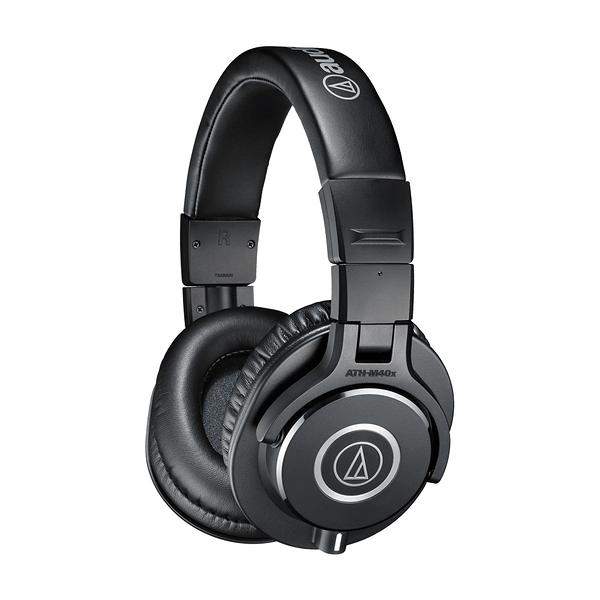 鐵三角 耳罩式耳機 ATH-M40x 專業型監聽耳機 Audio-Technical Global