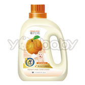 橘子工坊 衣物清潔類 嬰兒洗衣精(瓶) 900ml /洗衣精