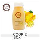 韓國 HAPPY BATH 純淨 香氛 精華 沐浴乳 (檸香) 200g 身體 清潔 保濕 肌膚 光滑 *餅乾盒子*