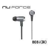 NuForce BE6i 藍牙無線防水運動入耳式耳機 (灰色)