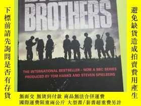 二手書博民逛書店Band罕見of Brothers: E Company, 506th Regiment, 101st Airbo
