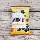 韓國零食韓國Doldori海苔酥(蜂蜜奶油口味)30g【0216零食團購】8809178819733