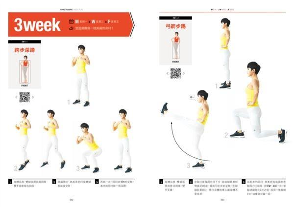 突破撞牆期的7‧7‧7微重訓運動:韓國IG瘦身女王的高強度有氧終極課程