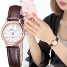 韓國氣質時尚潮流中學生百搭簡約韓版考試手錶女ins風森系學院風 向日葵生活館