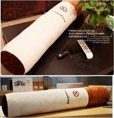 創意香菸抱枕禁煙枕頭 長條圓柱靠墊可愛個性煙玩具送男生日禮物