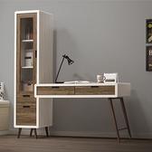 米恩~北歐時尚5.3尺L型書桌 電腦桌 辦公桌 618購物節