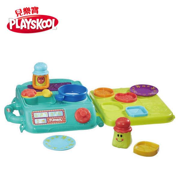 PLAYSKOOL兒樂寶-廚具手提箱遊戲組