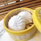 小籠包airpods保護套可愛蘋果2代無線藍牙耳機收納盒【雲木雜貨】
