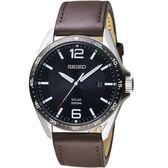 SEIKO精工SPIRIT潮流時尚太陽能腕錶 V157-0CP0D SNE487P1