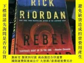 二手書博民逛書店Rebel罕見IslandY15389 Rick Riordan