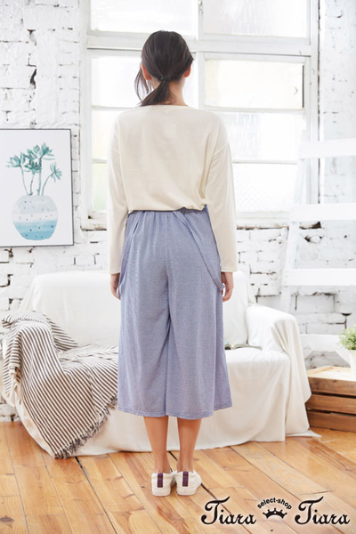 【Tiara Tiara】aw 幻夢星辰繪本刺繡長袖上衣(白/藍/黃)