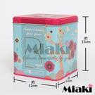 白蘭氏 新春福氣 鐵製禮盒(空盒) (可當存錢筒)
