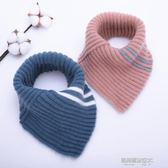 嬰兒圍巾冬季套脖男童女童三角巾6個月-4歲1秋冬兒童圍脖寶寶圍巾  凱斯盾數位3c
