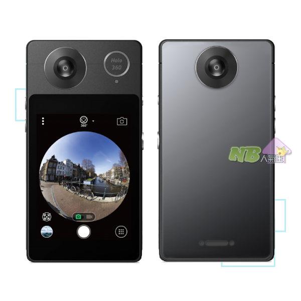 ◤送Honeywell空氣清淨機◢ acer Holo 360 智慧型 相機 附贈抗水保護殼 (C01) 銀河灰