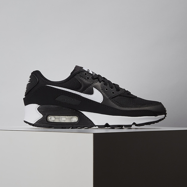 Nike Air Max 90 女款 黑 白 復古 氣墊 休閒鞋 CQ2560-001