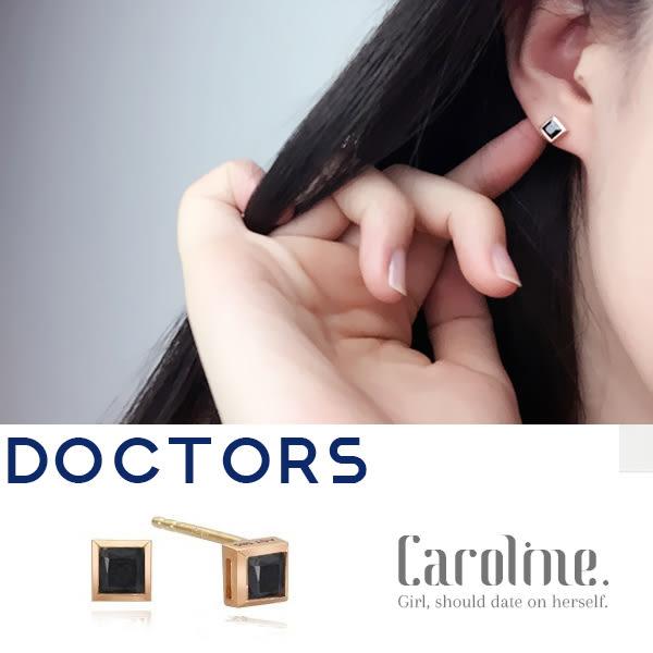《Caroline》★【doctors】韓國熱門戲劇doctors.樸信惠劇中同款流行時尚耳環68864