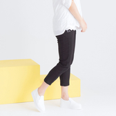 【中大尺碼】MIT雙X造型牛仔中褲