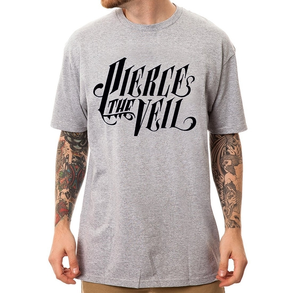 PIERCE THE VEIL短袖T恤2色 金屬metal樂團吉他Guitar搖滾rock