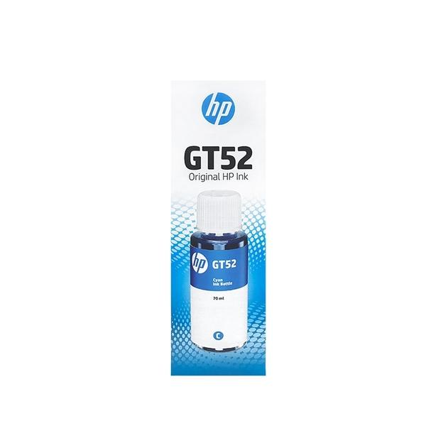 原廠連續供墨墨水 HP 藍色 M0H54AA / GT52 /適用 HP DeskJet GT-5810/GT-5820/InkTank 315/Wireless 415/Wireless 419