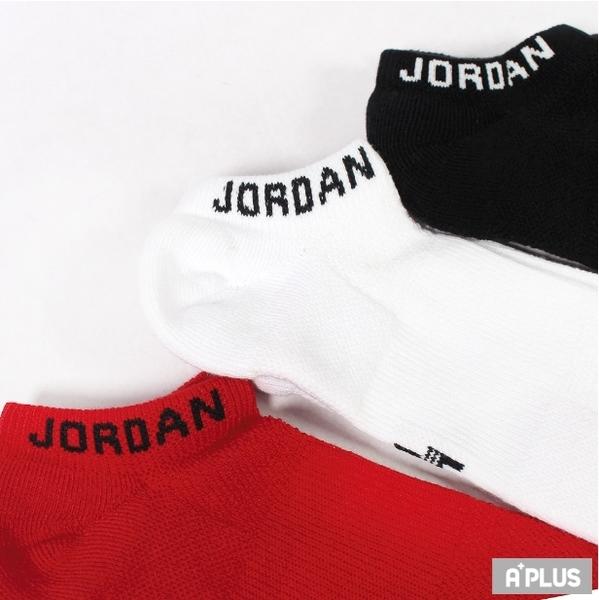 NIKE 襪 JUMPMAN NO-SHOW 3PPK 短襪三入組 - SX5546011